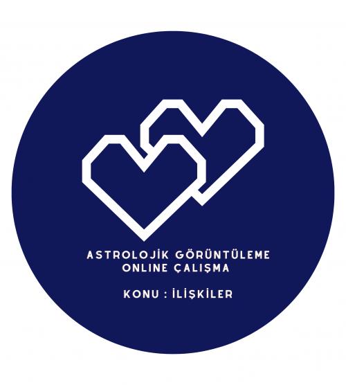 aşk & evlilik & ilişkiler astrolojik görüntüleme çalışması