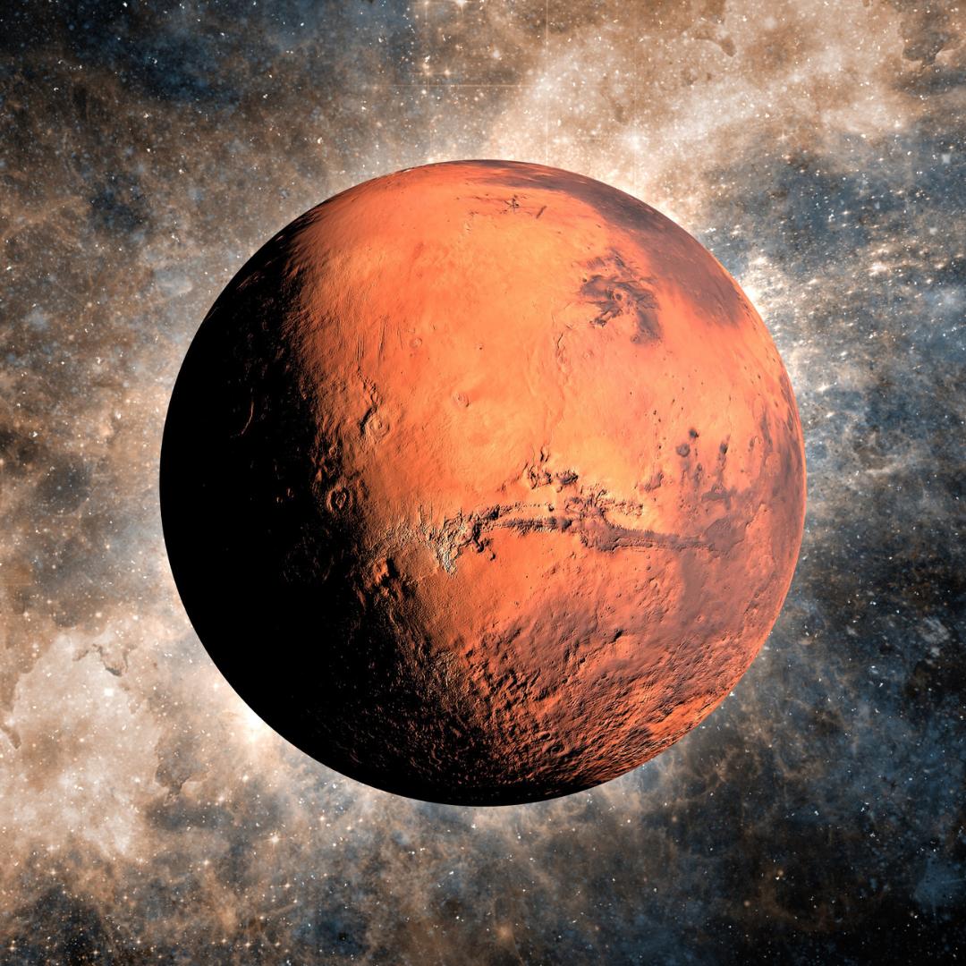 Mars Terazi Burcunda